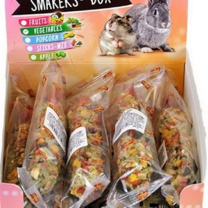 A&E Cage Company Smakers Vegetable Sticks for Small Animals