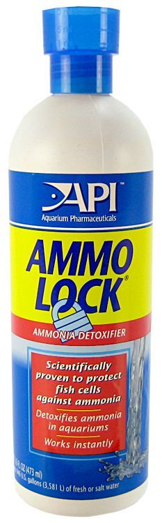API Ammo Lock Ammonia Detoxifier for Aquariums