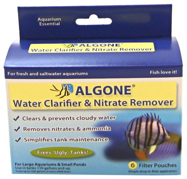 Algone Water Clarifier & Nitrate Remover