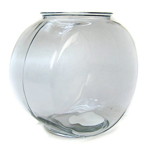 Anchor Hocking Classic Drum Style Fish Bowl