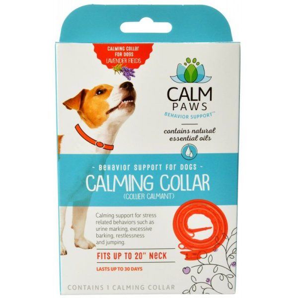Calm Paws Calming Collar for Dogs