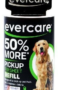 Evercare Pet Hair Adhesive Roller Refill Roll