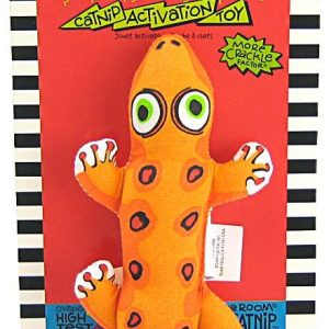 Fat Cat Kitty Hoots Crackler Cat Toy - Assorted