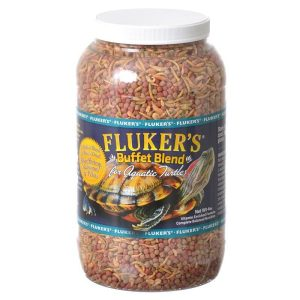 Flukers Buffet Blend for Aquatic Turtles