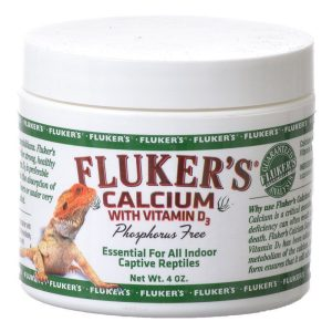 Flukers Calcium with D3