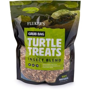 Flukers Grub Bag Turtle Treat - Insect Blend