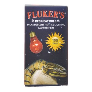 Flukers Red Heat Incandescent Bulb