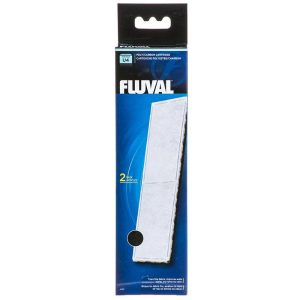 Fluval Underwater Filter Stage 2 Polyester/Carbon Cartridges