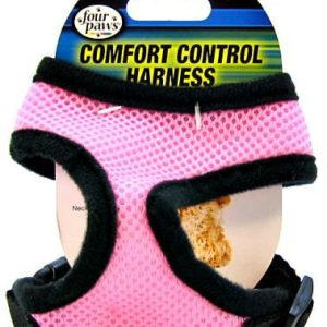 Four Paws Comfort Control Harness - Pink