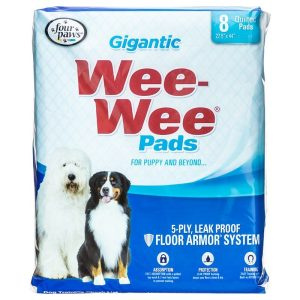 Four Paws Gigantic Wee Wee Pads