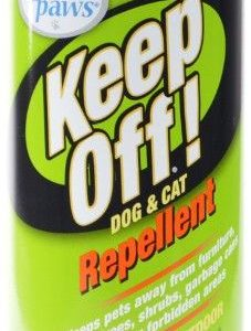 Four Paws Keep Off Indor & Outdoor Repellant for Dogs & Cats