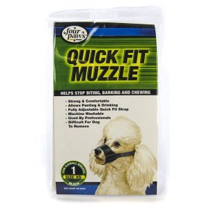 Four Paws Quick Fit Muzzle