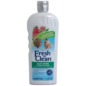 Fresh 'n Clean Silky Shine Conditioner - Tropical Scent