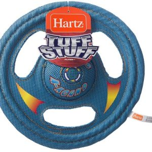 Hartz Tuff Stuff Flyer Disc Dog Toy
