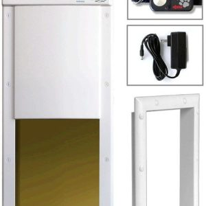 High Tech Pet PX-2 Power Pet Fully Automatic Pet Door