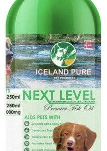 Iceland Pure Premier Omega Fish Oil For Large Breed Dogs
