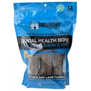 Indigenous Dental Health Bones - Potato & Lamb Flavor