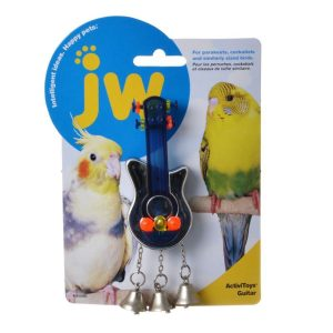 JW Insight Guitar - Bird Toy