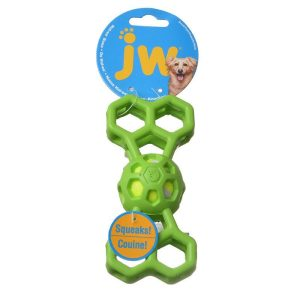 JW Pet Hol-ee Bone with Squeaker