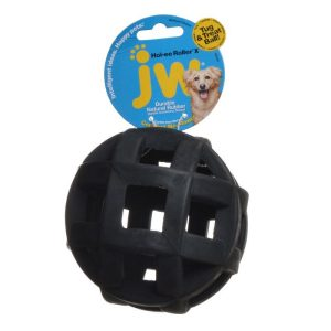JW Pet Hol-ee Mol-ee Extreme Rubber Chew Toy
