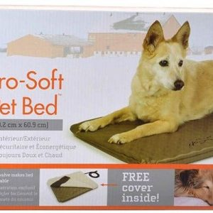 K&H Pet Products Lectro Soft Heating Bed - Indoor/Outdoor