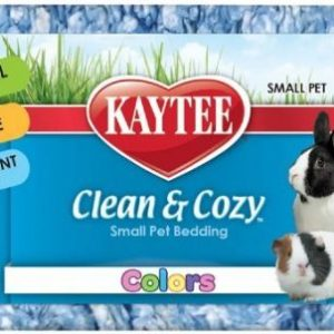 Kaytee Clean & Cozy Small Pet Bedding - Blue