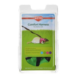 Kaytee Comfort Harness with Safety Leash