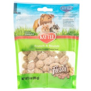 Kaytee Fiesta Krunch-A-Rounds - Small Animals