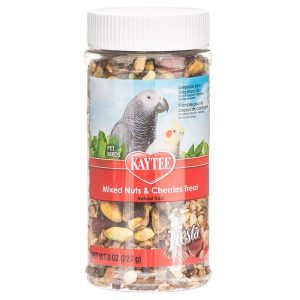 Kaytee Fiesta Mixed Nuts & Cherries - Pet Birds