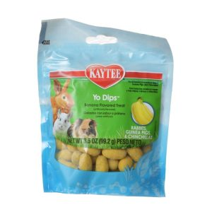 Kaytee Fiesta Yogurt Dipped Treats - Rabbits & Guinea Pigs