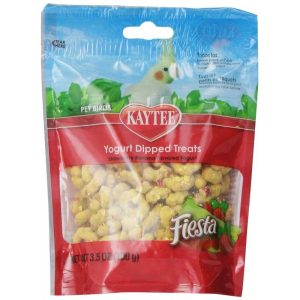 Kaytee Fiesta Yogurt Dipped Treats - Strawberry/Banana