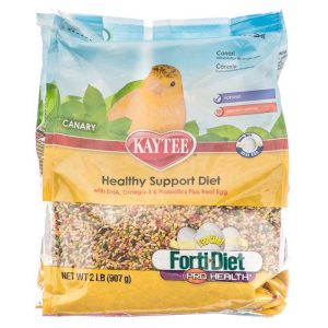 Kaytee Forti-Diet Pro Health Egg-Cite! Canary Food