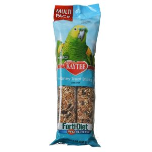Kaytee Forti-Diet Pro Health Honey Treat - Parrot