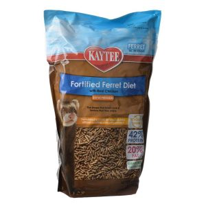 Kaytee Fortified Ferret Diet with Real Chicken