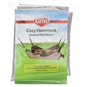 Kaytee Plush Hammock Hanging Sleeper - Assorted