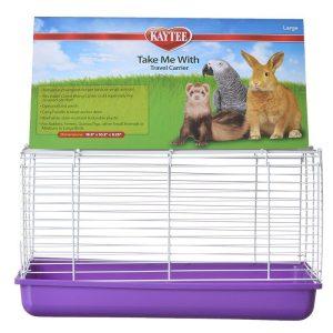Kaytee Take Me With Travel Center for Small Pets