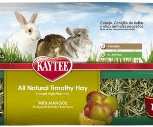 Kaytee Timothy Hay Plus Mangos - Small Animals
