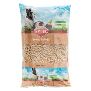 Kaytee Wood Pellets - Bird & Small Animal Bedding & Litter