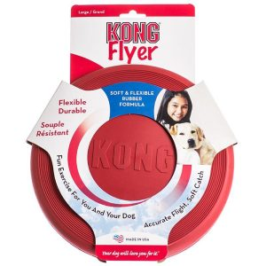 Kong Flyer Dog Disc