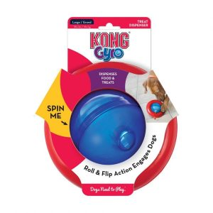 Kong Gyro Dog Toy