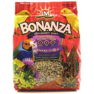 LM Animal Farms Bonanza Canary & Finch Gourmet Diet