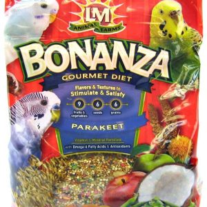 LM Animal Farms Bonanza Parkeet Gourmet Diet