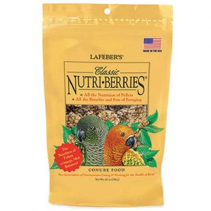 Lafeber Classic Nutri-Berries Conure Food