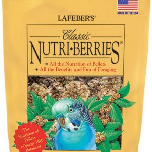 Lafeber Classic Nutri-Berries Parakeet Food