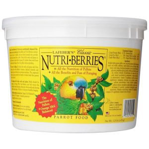 Lafeber Classic Nutri-Berries Parrot Food