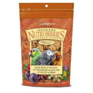 Lafeber Senior Bird Nutri-Berries Parrot Food