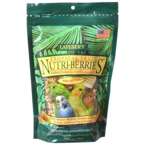 Lafeber Tropical Fruit Nutri-Berries Parakeet