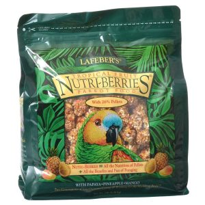 Lafeber Tropical Fruit Nutri-Berries Parrot Food