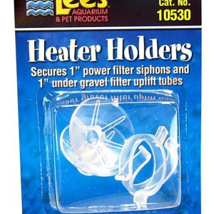 Lees Heater Holders Suction Cups