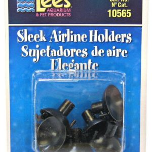 Lees Sleek Airline Holders - Black